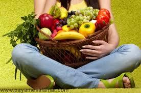 رژیم غذایی در آمبولی